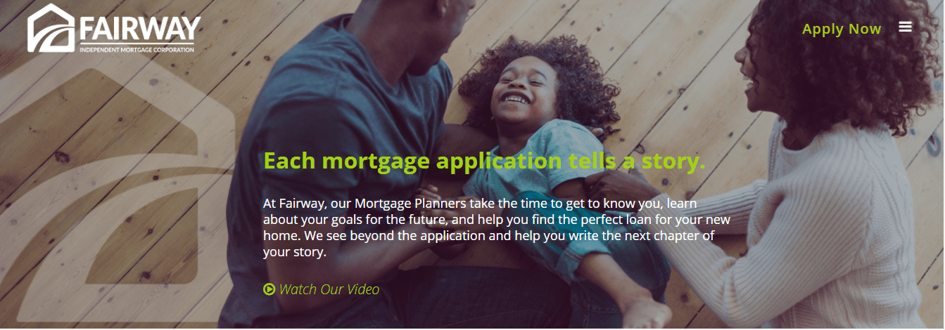 Client Spotlight Fairway Independent Mortgage
