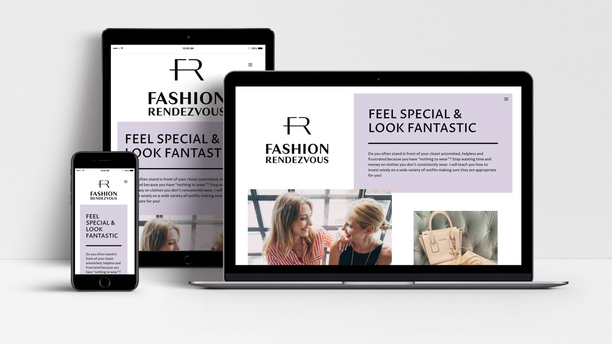 woland web client fashion rendezvous