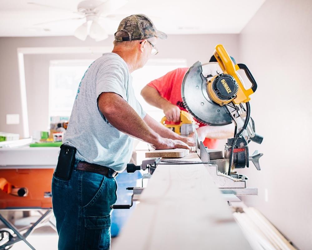 Custom Website Design For Home Improvement Companies