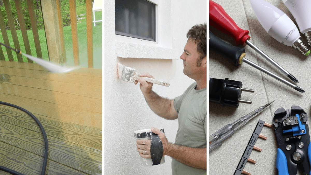 home improvement businesses