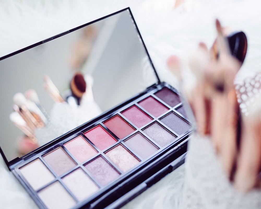 website design for beauty companies